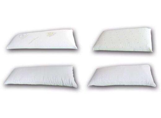 almohada fibra viscoelastica gel 250CO0111