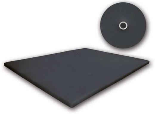 base cama tapizada sin patas 250DE005