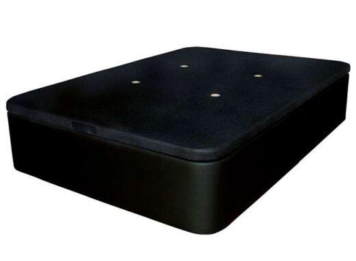 canape abatible negro polipiel 250DE001