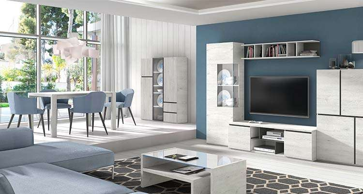 Cómo amueblar un salón para un ambiente perfecto