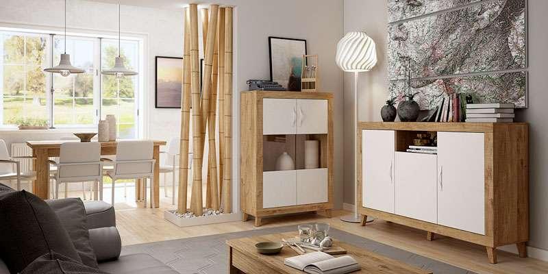 muebles estilo nordico