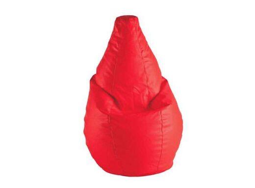 puff amoldable pera rojo 246TC0011