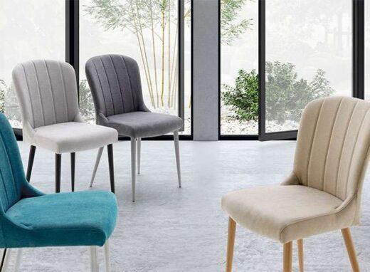 silla tapizado brido comedor teflon 054SI012