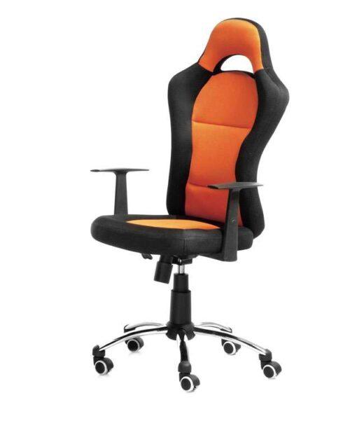 silla naranja gamer deportiva 162ES0032