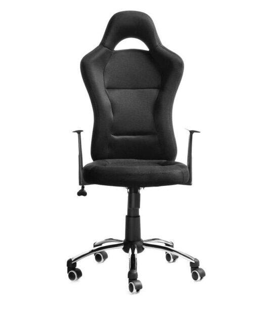 silla negra gamer deportiva 162ES0033