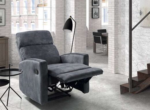 sillon relax moderno manual 252RE003