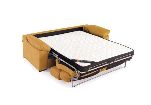 sofa cama 3 plazas moderno sistema italiano 004CA0041