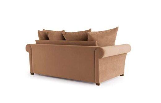 sofa cama moderno liso chester 3 plazas 004CA0065