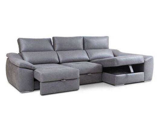 sofa asientos deslizantes chaise longue 083QU0041