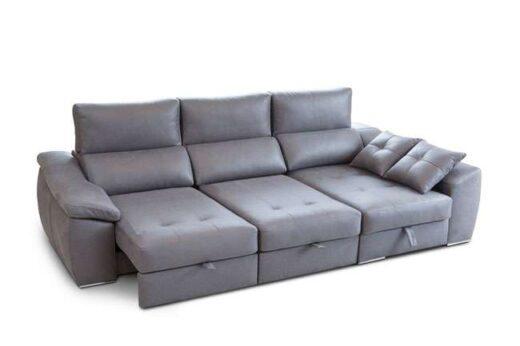 sofa indico chaise longue asientos deslizantes 083QU0042