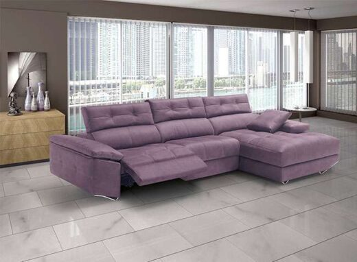 sofa chaise longue electrico 053DI0021
