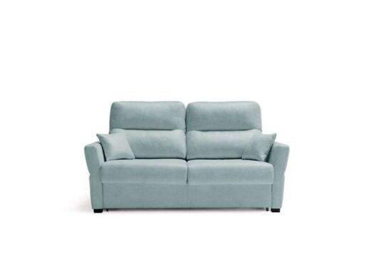 sofa celeste italiano dos camas 004CA0083