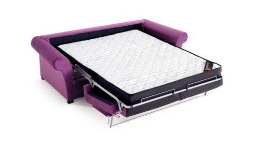 sofa chester liso 3 plazas moderno cama 004CA0062