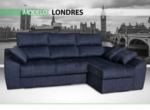 sofa azul chaise longue pespuntes 159londres1