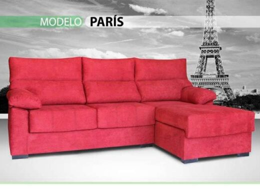 chaise longue fucsia 159paris1