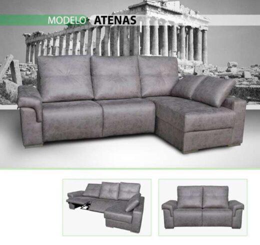 sofa cheslong gris asientos relax motor 159atenas2