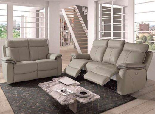 sofa piel pvc 3 plazas relax 252valencia