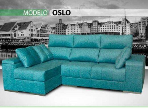 sofa turquesa tipo chaise longue 159oslo1