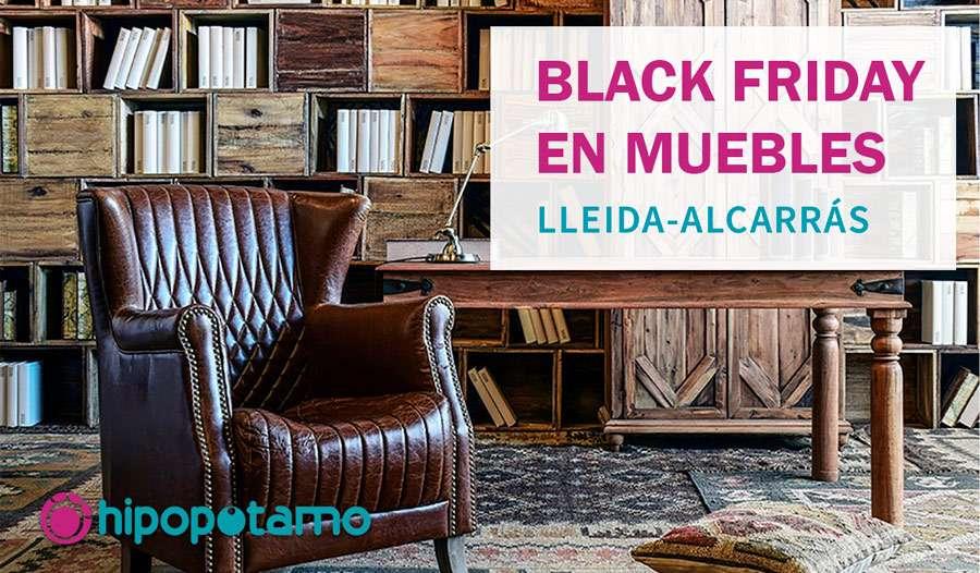 Black friday muebles 2018 zaragoza y lleida hasta 21 descuento - Muebles en lleida ...