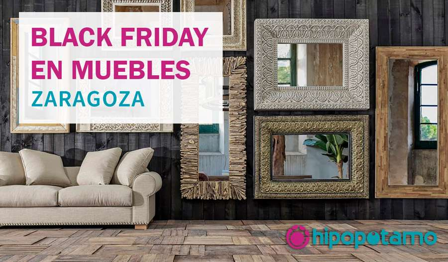 black-friday-muebles zaragoza