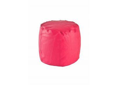 Puff amoldable cubo redondo