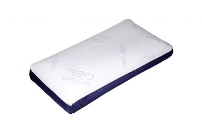 Almohada antiácaros visco gel airfresh 3D transpirable