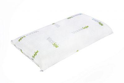 Almohada visco soja extractos naturales aireación