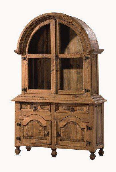 tipos estilos muebles rusticos