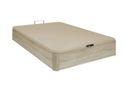 Canapé abatible de madera gran capacidad