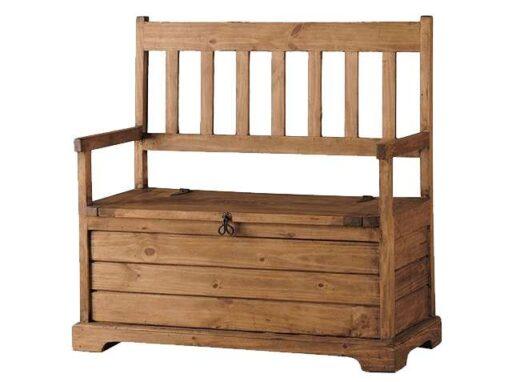 banco-madera-rustico-baul-respaldo-y-brazos