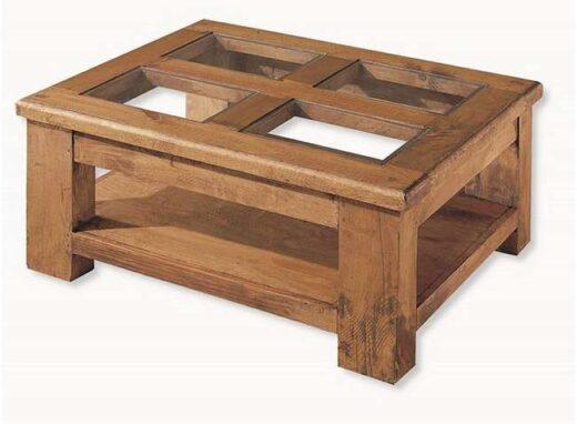 mesa-de-centro-rustica-con-tapa-4-cristales-y-revistero