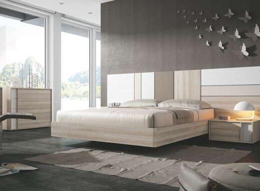 conjunto-dormitorio-matrimonio-cabecero-grande-madera-con-una-mesita
