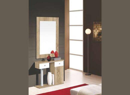 consola-recibidor-color-cambrian-2-cajones-y-puerta-y-espejo