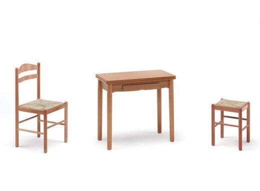 mesa-cocina-blanca-tipo-libro-rectangular-con-cajon