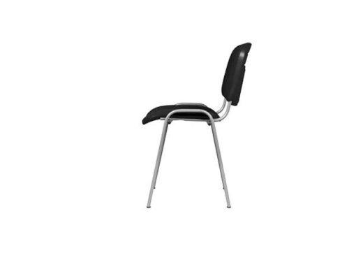silla-con-brazos-tapizada-con-estructura-metalica