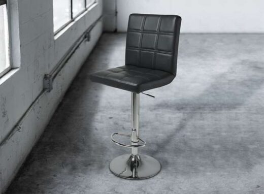 silla-elevable-taburete-tapizado-en-negro