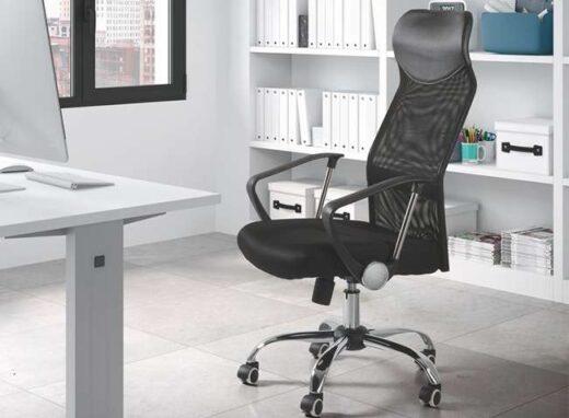 silla-oficina-malla-tapizada-tejido-3d