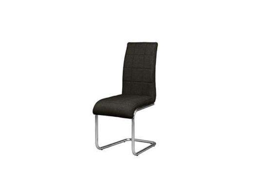 silla-tapizada-en-tela-color-chocolate-sin-reposabrazos