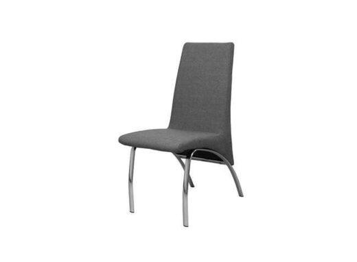 silla-tapizada-gris-estilo-moderno-sin-reposabrazos