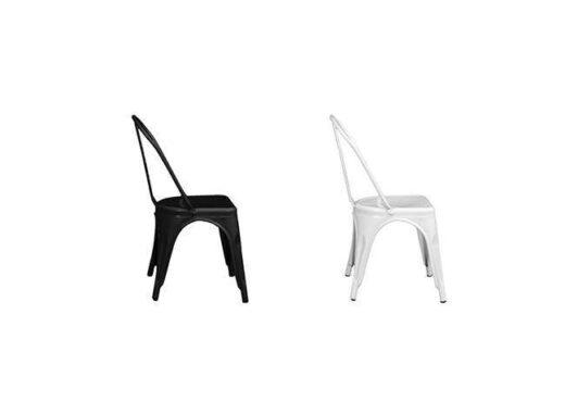 sillas-de-polipiel-con-estructura-metalica