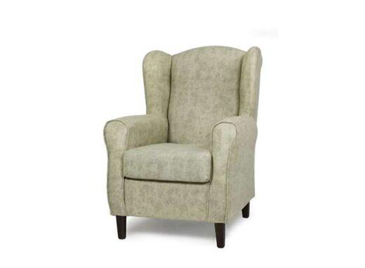 sillon-clasico-diseno-tapizado-en-tela-patas-madera