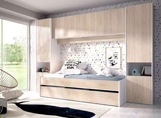 dormitorio-juvenil-nórdico-con-dos-camas-y-armario-006DEK13243861