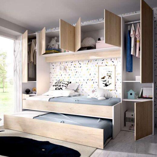 dormitorio-juvenil-nórdico-con-dos-camas-y-armario-006DEK13243862