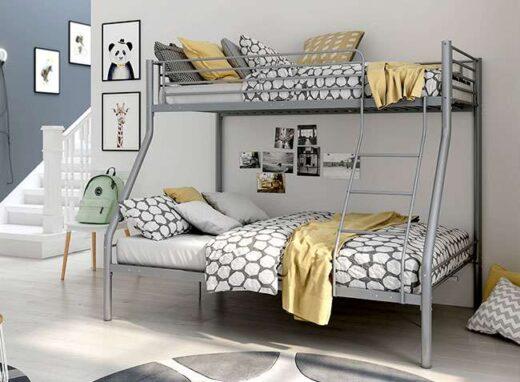 camas-literas-juveniles-metalicas-con-cama-inferior-de-matrimonio