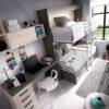 moderno-dormitorio-juvenil-con-cama-litera-abatible-y-zona-de-estudio-haya-y-gris
