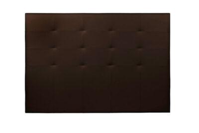 Cabecero tapizado en piel sintética disonible en varios colores