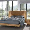 cabecero-y-mesitas-de-madera-para-dormitorio-estilo-rústico-
