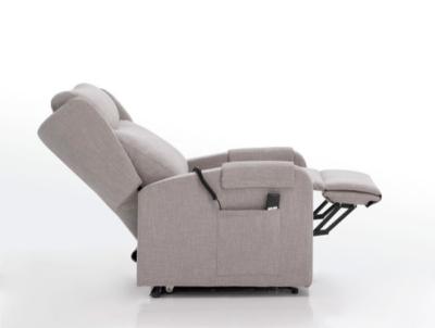 Sillón levantapersonas relax manual gris