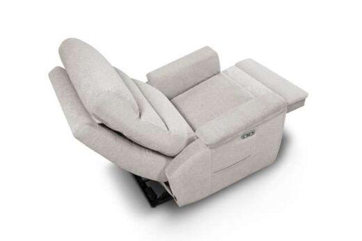 sillon-relax-manual-con-palanca-lateral-gris-090cordxl01