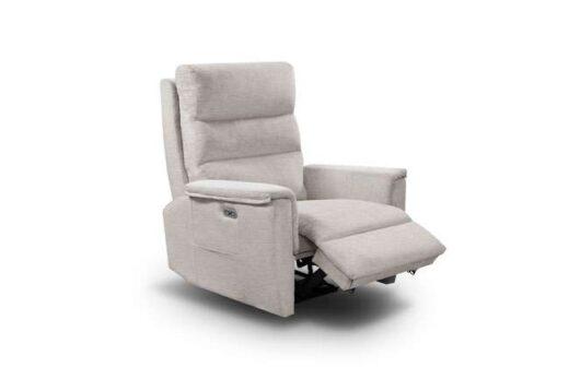 sillon-relax-manual-con-palanca-lateral-gris-090cordxl04
